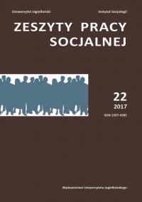 Zeszyty Pracy Socjalnej, 2017/11, Tom 22, numer 3