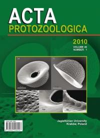 Acta Protozoologica, 2010/1, Volume 49, Issue 1