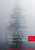 Yearbook of Conrad Studies, 2009/1, Vol. IV