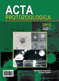 Acta Protozoologica, 2012/6, Volume 51, Issue 1
