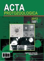 Acta Protozoologica, 2012/9, Volume 51, Issue 2