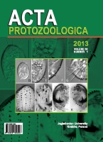 Acta Protozoologica, 2013/2, Volume 52, Issue 4