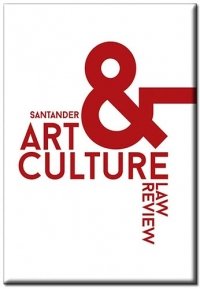 Santander Art and Culture Law Review, 2016/12, 2/2016 (2)