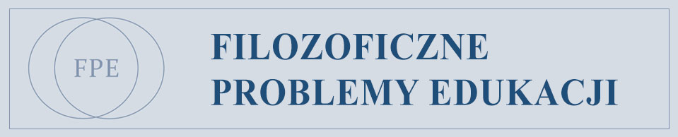 Filozoficzne Problemy Edukacji, 2018/3, John Locke and his Educational Thought – Between Tradition and Modernity of Enlightenment