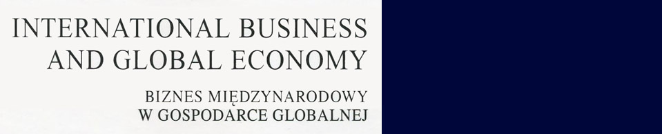 International Business and Global Economy, 2017/11, Czynniki warunkujące napływ bezpośrednich inwestycji zagranicznych do krajów bałtyckich