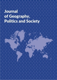 Journal of Geography, Politics and Society, 2017/3, Issue 1