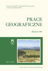 Prace Geograficzne, 2016/11, Zeszyt 146