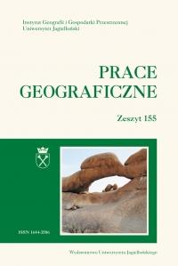 Prace Geograficzne, 2018/12, Zeszyt 155