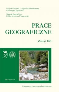 Prace Geograficzne, 2019/12, Zeszyt 159