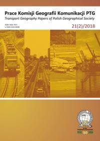 Prace Komisji Geografii Komunikacji PTG , 2018/10, 21 (2)