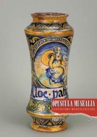 Opuscula Musealia, 2015/1, Volume 23