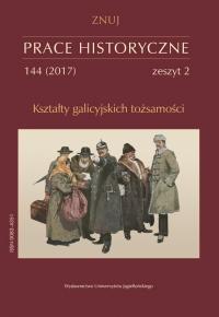 Prace Historyczne, 2017/4, Numer 144 (2)