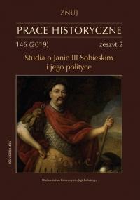 Prace Historyczne, 2019/6, Numer 146 (2)