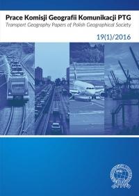 Prace Komisji Geografii Komunikacji PTG , 2016/12, 19(4)