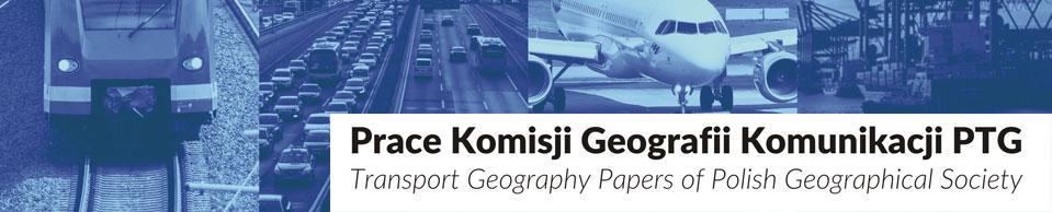 Prace Komisji Geografii Komunikacji PTG , 2018/9, 21 (1)