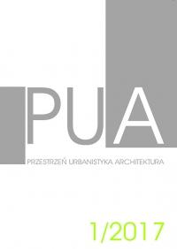 Przestrzeń Urbanistyka Architektura, 2017/8, Volume 1