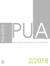 Przestrzeń Urbanistyka Architektura, 2018/12, Volume 2