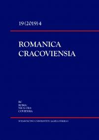 Romanica Cracoviensia