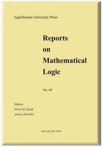 Reports on Mathematical Logic, 2016/1, Number 51