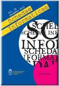 Schedae Informaticae, 2017/12, Volume 26