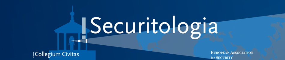 Securitologia, 2017/10, Editorial