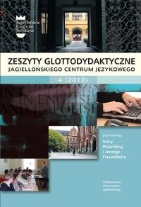 Zeszyty Glottodydaktyczne, 2012/1, Zeszyt 4 (2012)