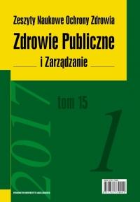 Zdrowie Publiczne i Zarządzanie, 2017/1, Tom 15, Numer 1
