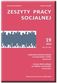 Zeszyty Pracy Socjalnej, 2016/10, Tom 21, Numer 2