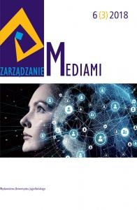Zarządzanie Mediami, 2018/11, Tom 6, Numer 3