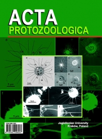 Acta Protozoologica, 2015/4, Volume 54, Issue 3
