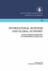 International Business and Global Economy, 2019/12, Tom 38