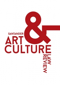 Santander Art and Culture Law Review, 2015/6, 1/2015 (1)