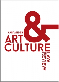Santander Art and Culture Law Review, 2017/12, 2/2017 (3)