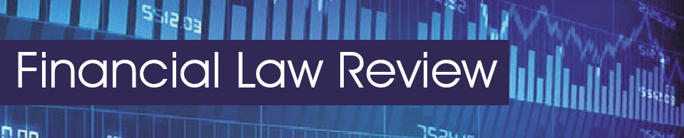 Financial Law Review, 2018/1, Issue 9 (1)