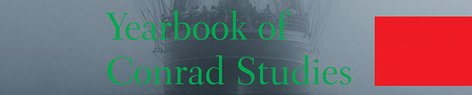 Yearbook of Conrad Studies, 2016/12, Issue 11