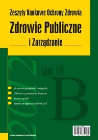 Zdrowie Publiczne i Zarządzanie, 2012/12, Tom10, Numer 4