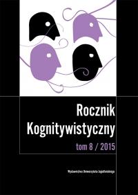 Rocznik Kognitywistyczny, 2015/11, Tom 8