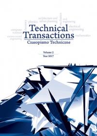 Czasopismo Techniczne, 2017/2, Volume 2