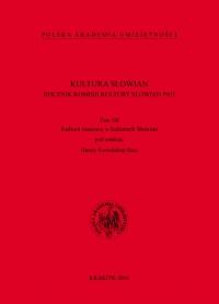 Kultura Słowian. Rocznik Komisji Kultury Słowian PAU, 2019/12, Tom XV