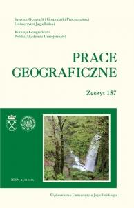Prace Geograficzne, 2019/6, Zeszyt 157