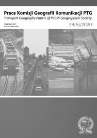 Prace Komisji Geografii Komunikacji PTG , 2020/12, 23 (5)