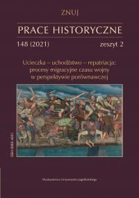 Prace Historyczne, 2021/8, Numer 148 (2)