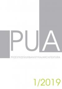 Przestrzeń Urbanistyka Architektura, 2019/6, Volume 1
