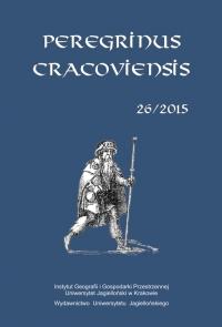 Peregrinus Cracoviensis, 2015/1, Numer 26 (1)