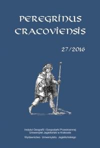 Peregrinus Cracoviensis, 2016/1, Numer 27 (1)