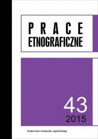 Prace Etnograficzne, 2016/1, Tom 43, Numer 3