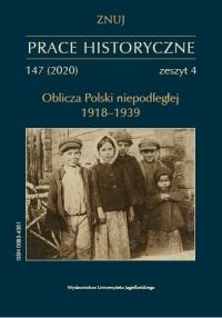 Prace Historyczne, 2020/12, Numer 147 (4)