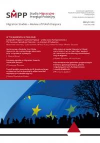 Studia Migracyjne – Przegląd Polonijny, 2021/8, Nr 2 (180)