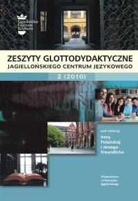 Zeszyty Glottodydaktyczne, 2010/1, Zeszyt 2 (2010)
