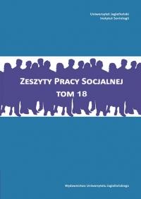Zeszyty Pracy Socjalnej, 2013/1, Tom 18, Numer 1